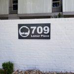 Queens Address Signs Lamar Oaks Address Sign 150x150
